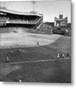 New York: Polo Grounds Metal Print by Granger