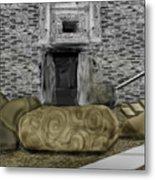 Newgrange Ireland Metal Print