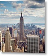 NYC Empire Metal Print