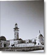 Old Jerusalem  Metal Print