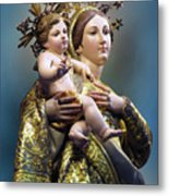 Our Lady Of Graces Metal Print