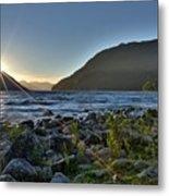 Patagonia Landscape Metal Print