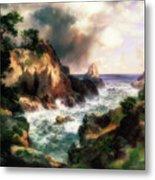 Point Lobos, Monterey, California Metal Print