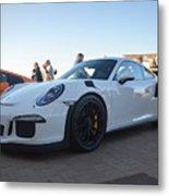 Porsche 911 Gt3rs Metal Print