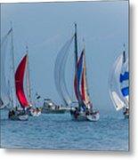 Port Huron To Mackinac Race 2015 Metal Print