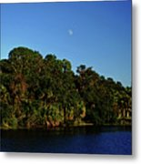 Red Bugg Slough Metal Print