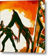 Resident Evil Metal Print