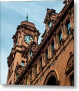 Richmond Virginia Architecture Metal Print