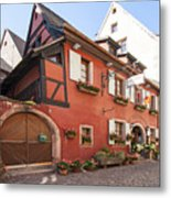 Riquewihr France Metal Print