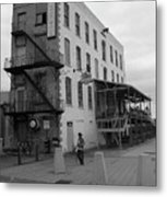 Rochester New York - Jimmy Mac's Bar Metal Print