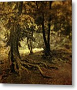 Rooted In Nature Metal Print