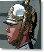 Royal Guard Metal Print