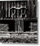 Rustic Memories Metal Print