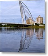 Seri Wawasan Bridge Metal Print