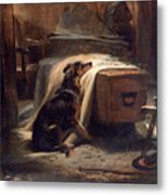 Shepherds Chief Mourner Metal Print