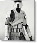 Shoretrooper Metal Print
