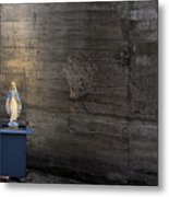 Shrine Metal Print