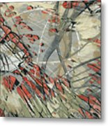 Spinart Riverwash I Metal Print
