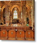 St Giles' Cathedral, Edinburgh Metal Print