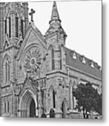 St. Mary Cathedral Metal Print