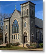 St. Mary Star Of The Sea Metal Print