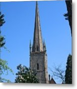 St Mary The Virgin Ross-on-wye Metal Print
