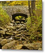 Stone Bridge 6063 Metal Print