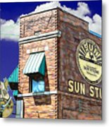 Sun Studio Collection Metal Print