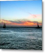 Sunset Key West  Metal Print