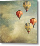 Tales Of Far Away Metal Print