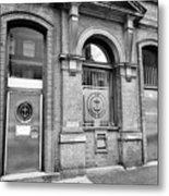 The Assay Office Birmingham Uk Metal Print
