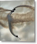 The Blades Extra 300 Metal Print