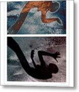 The Dancer Metal Print