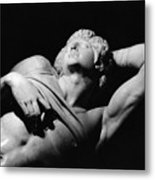 The Dying Slave Metal Print