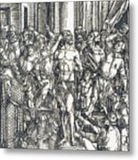The Flagellation Metal Print