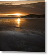 The Low Tide Metal Print