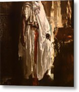 The Moorish Chief Metal Print