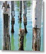 The Signs Of Time Metal Print