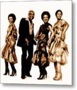 The Staple Singers Collection Metal Print