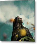 To The Forest Metal Print