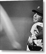 Tom Seaver (1944- ) Metal Print by Granger