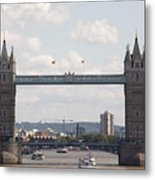 Tower Bridge.  Metal Print
