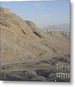 Towers Of Silence, Iran Metal Print