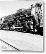 Train Engine #2732 Metal Print