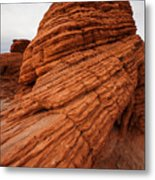 Valley Of Fire State Park Beehives Metal Print