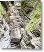 Watkins Glen New York Metal Print