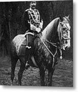 William II Of Germany Metal Print