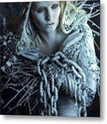 Winter's Sorrow Metal Print