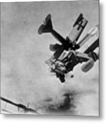 World War I: Aerial Combat Metal Print