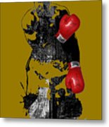 Muhammad Ali Collection Metal Print